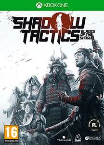 Shadow Tactics: Blades of the Shogun (Xbox One) für 11,66€ (Amazon IT)