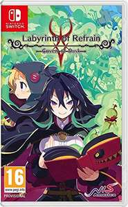 Labyrinth of Refrain: Coven of Dusk (Switch) für 18,02€ inkl. Versand (Amazon.it)
