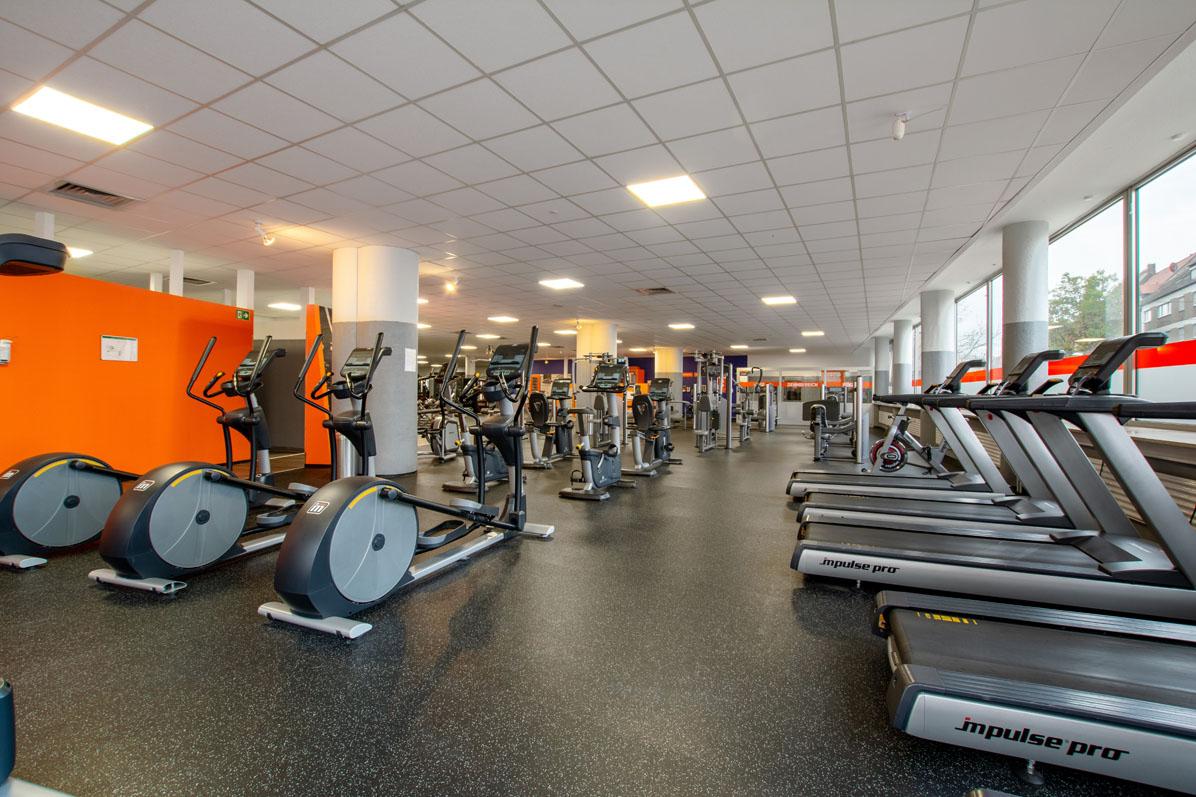 Gym10 Fitness August und September für 0,- EUR trainieren