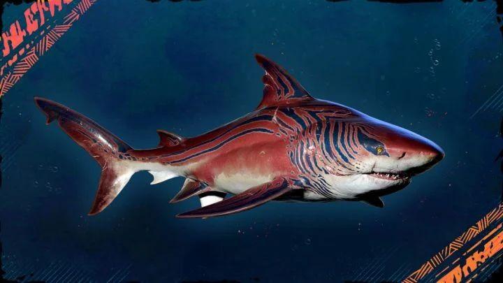 Maneater: Kostenloser Tiger Shark-Skin [Xbox Store & PS4]