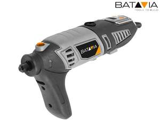 Batavia Maxxseries Multifunktionswerkzeug (170 W) incl. 190 teiliges Zubehör