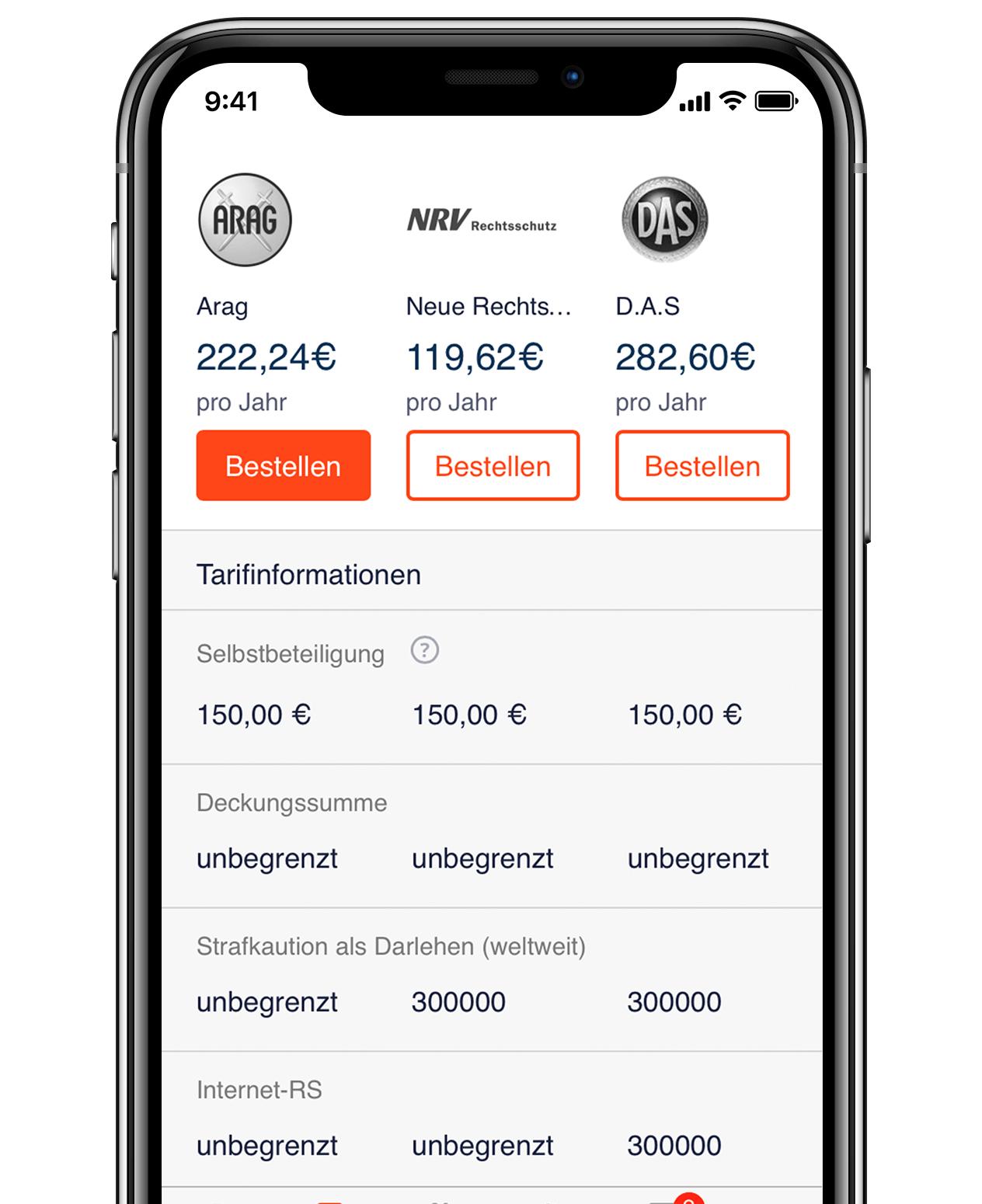 WILHELM 30 Euro Amazon Gutschein für 2 Versicherungen