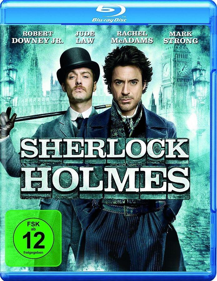 Sherlock Holmes (Blu-ray) für 3,42€ (Dodax)