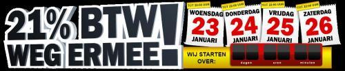 (Lokal) Media Markt Heerlen/NL -21 % auf FAST Alles.vom 23. bis 26. Januar