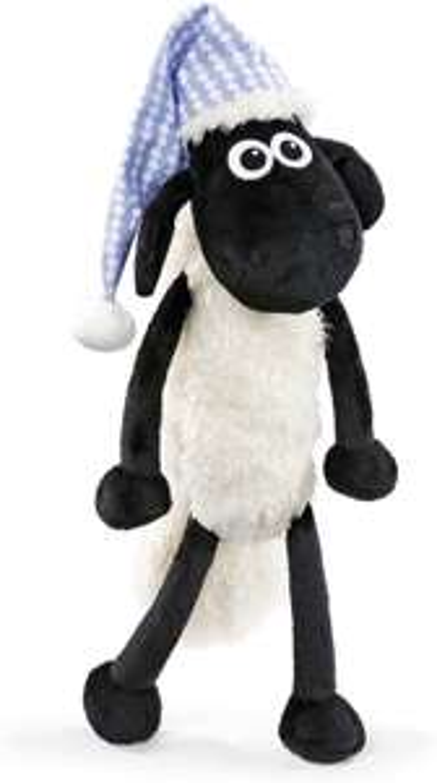 NICI Plüschtier Shaun das Schaf + NICI Riesen-Teddy + NICI Sesamstraße Kindergartentasche Ernie
