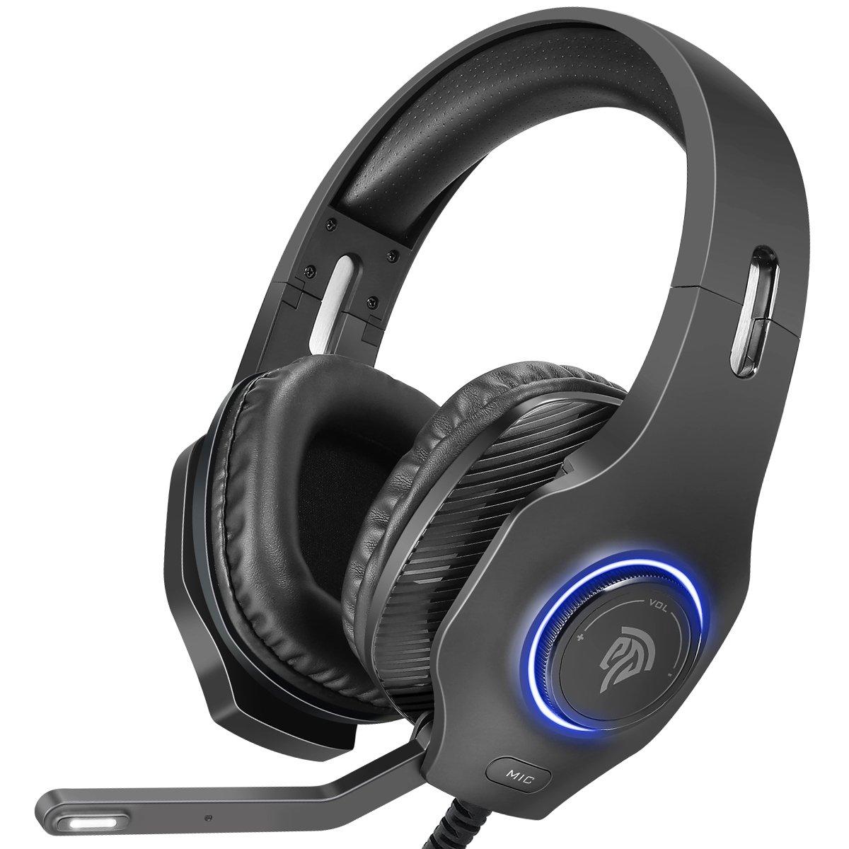 VIP002S RGB Gaming Headset / Kopfhörer für PC/PS4/Xbox One