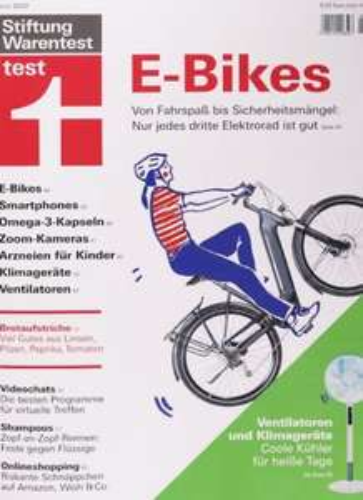 Stiftung Warentest Magazine im Abo mit Rabatt: Test für 38,30€ (statt 69€)   Finanztest 34,77 € (statt 63,96€)