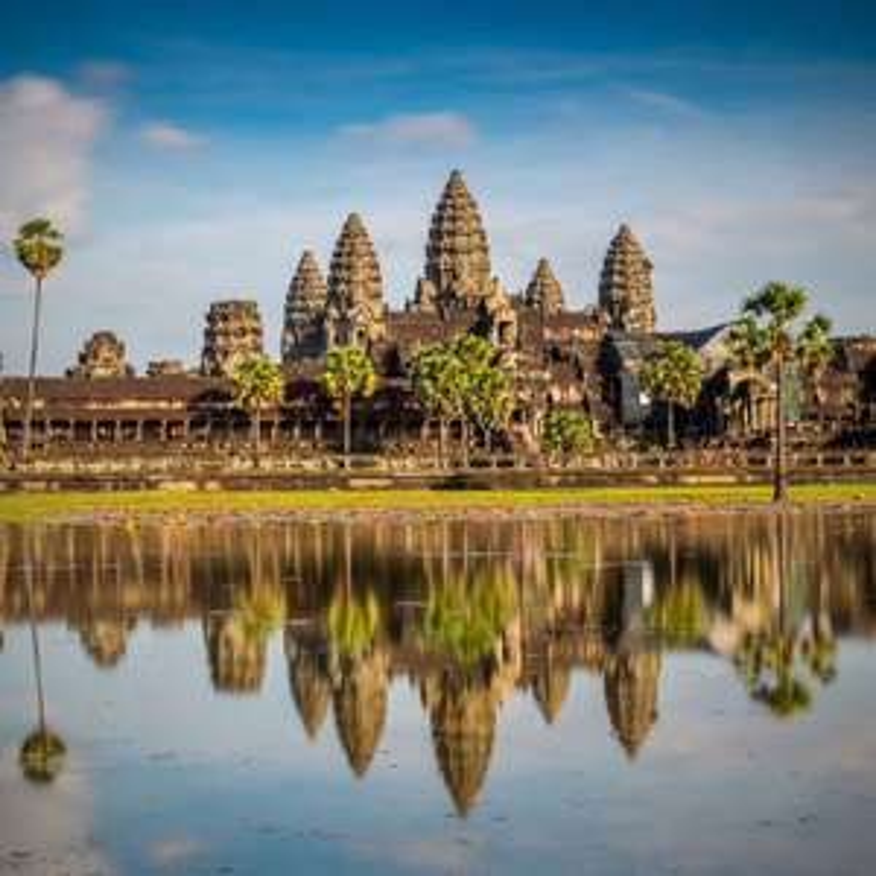 Siem Reap, Kambodscha: 4*Anachak Angkor Residence - Junior-Suite / gratis Storno / November – April 2021