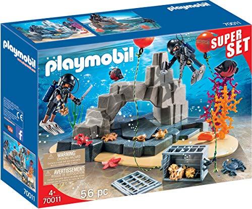 Playmobil SuperSet - SEK-Taucheinsatz (70011) 11,70€ (Amazon Prime & Müller Abholung)