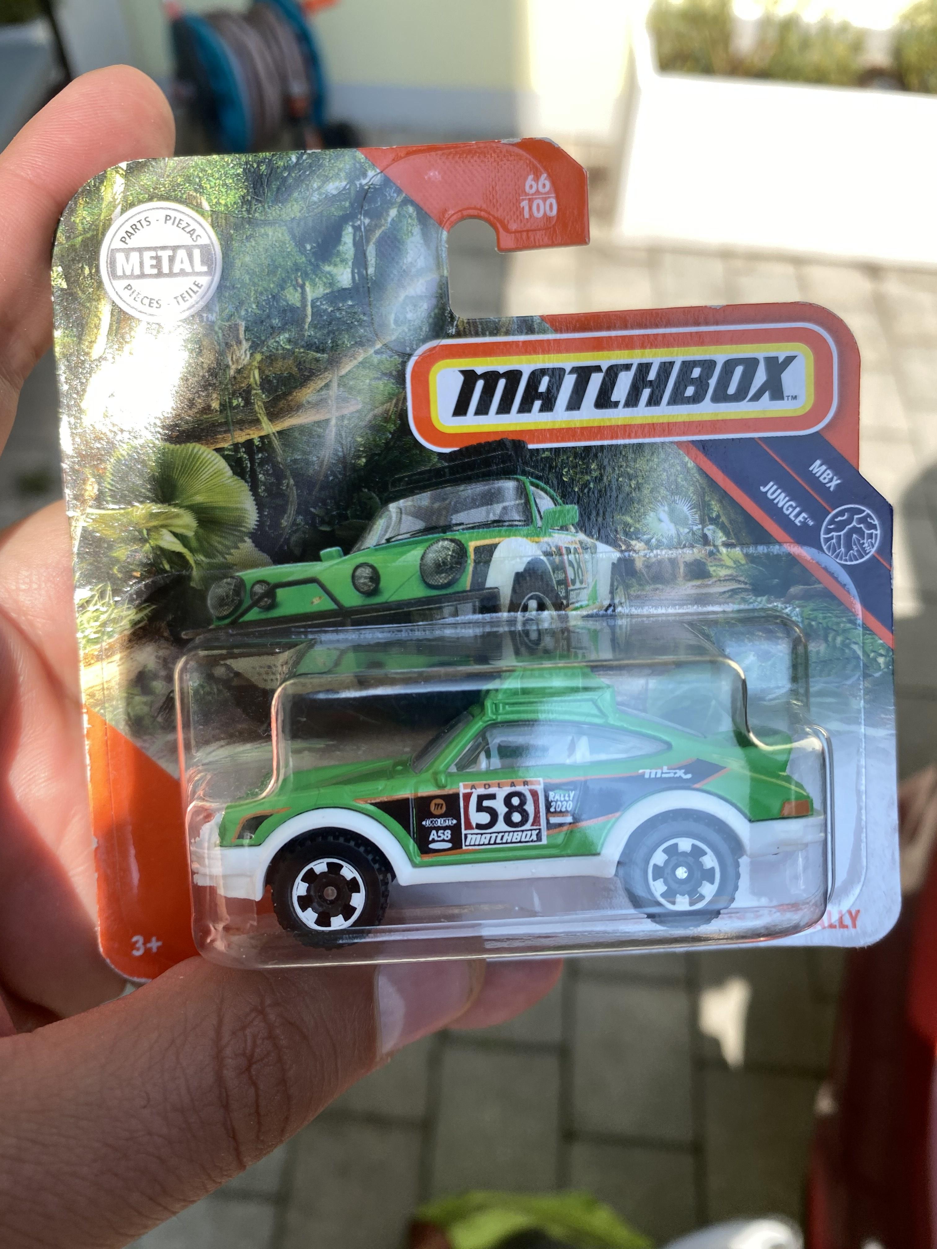 Matchbox Auto: Lokal im Kaufland Markt Schwaben