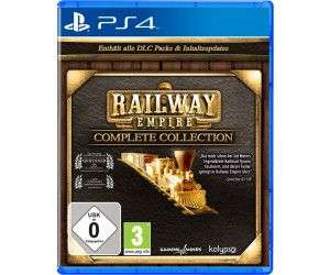 Railway EmpireComplete Collection (PS4) [Netgames]