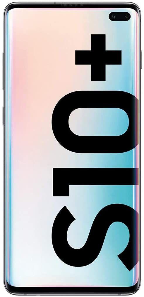 """Samsung Galaxy S10+ 8/128GB 6,4"""" (QHD, AMOLED Display, 4.100 mAH, Triple-Cam, 16 MP, USB-C, Dual-SIM) Prism Black"""