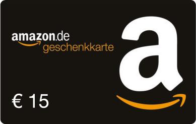 15€ Amazon geschenkt und garantierte Zinsen bis zu 1,00% p.a.mit dem besseren Sparbuch der CosmosDirekt