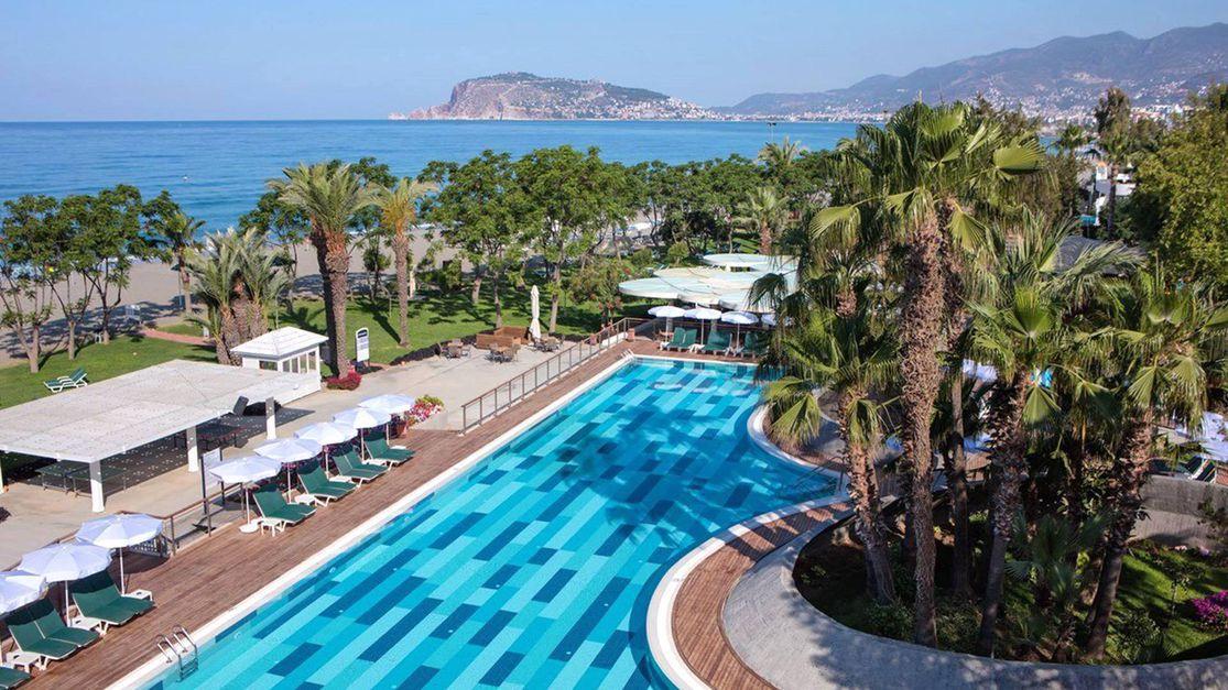 1 Woche Türkische Riviera Alanya im 5° LABRANDA mit All Inclusive im AUGUST für 336€ | Test im Hotel️