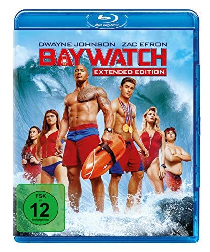 Baywatch Kinofassung und Extended Cut (Blu-ray) für 5,16€ (Amazon Prime)