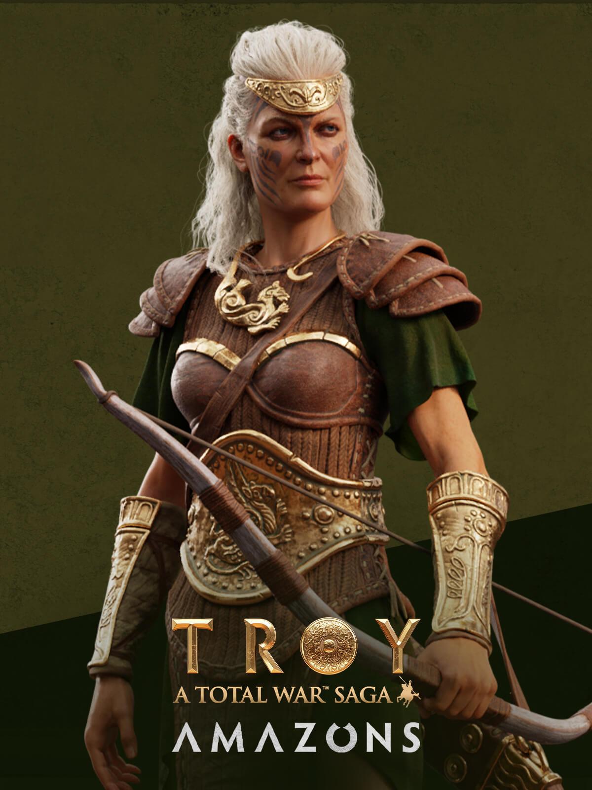 A Total War Saga Troy - Amazons DLC kostenlos im September (Epic Store)