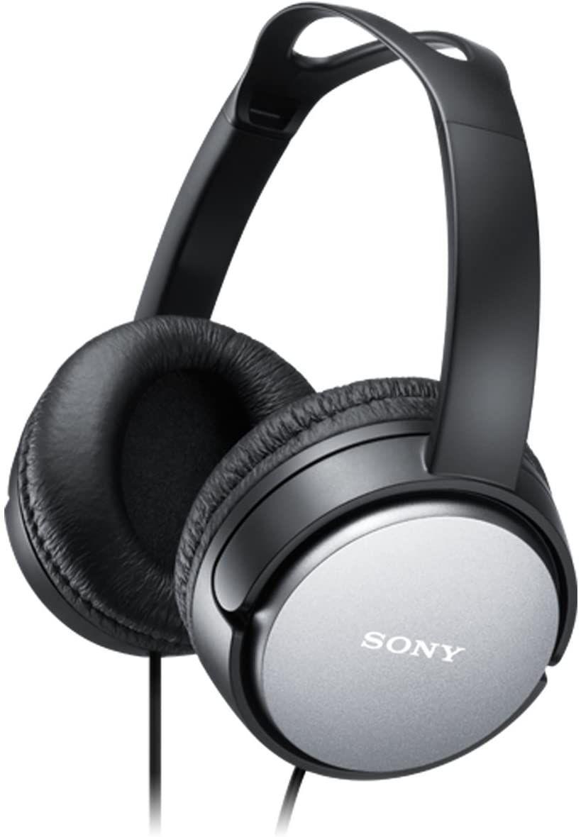 Sony MDR-XD150B Hi-Fi/Musik und Film Kopfhörer (40-mm-Treibereinheit, 2-m-Kabel, Urethan-Ohrpolster, 12-22.000 Hz) [Amazon & Cyberport]