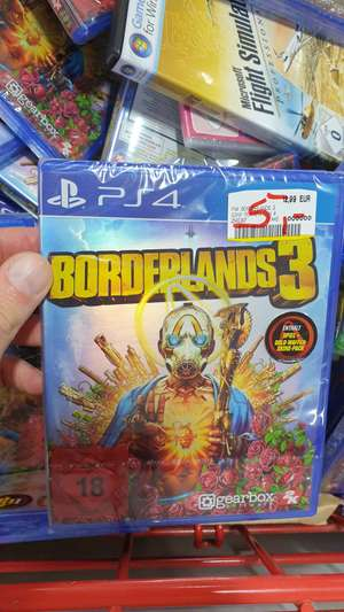 Borderlands 3 PS4 LOKAL Velbert Media Markt