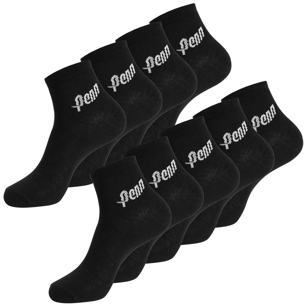 Penn 9er-Pack Quarter Socken