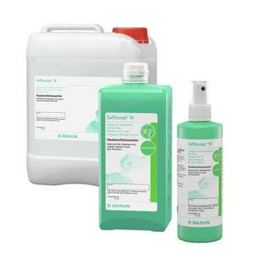 B|Braun Softasept N farblos Hautdesinfektionsmittel Desinfektionsmittel 1000 ml
