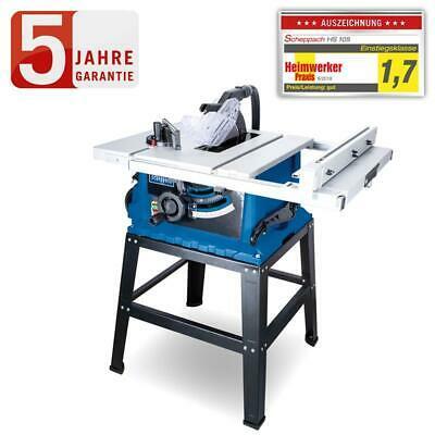 Tischkreissäge Scheppach HS105 Profi-Gerät mit 5 Jahren Garantie