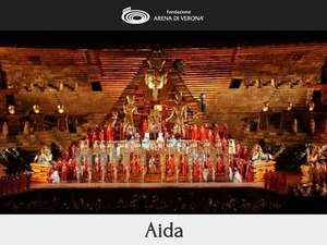 Arena di Verona - Giuseppe Verdi's 'Aida' + 'Nabucco' + 'Un ballo in maschera' - kostenlos im Stream und zum Download
