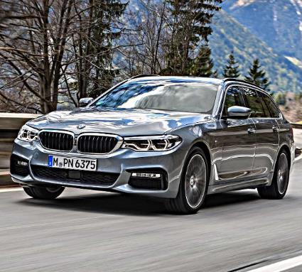 Privatleasing: BMW 520d Touring (EZ:19) 2.0 / 190PS inkl. Garantie für 280€ im Monat