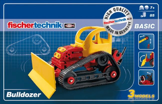 fischertechnik - ADVANCED Bulldozer, Konstruktionsspielzeug für 9,69€ (Amazon Prime)