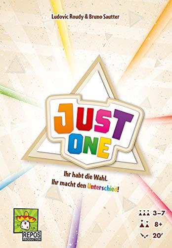 Asmodee Just One, Grundspiel, Spiel des Jahres 2019 für 13,12€ (Amazon Prime)