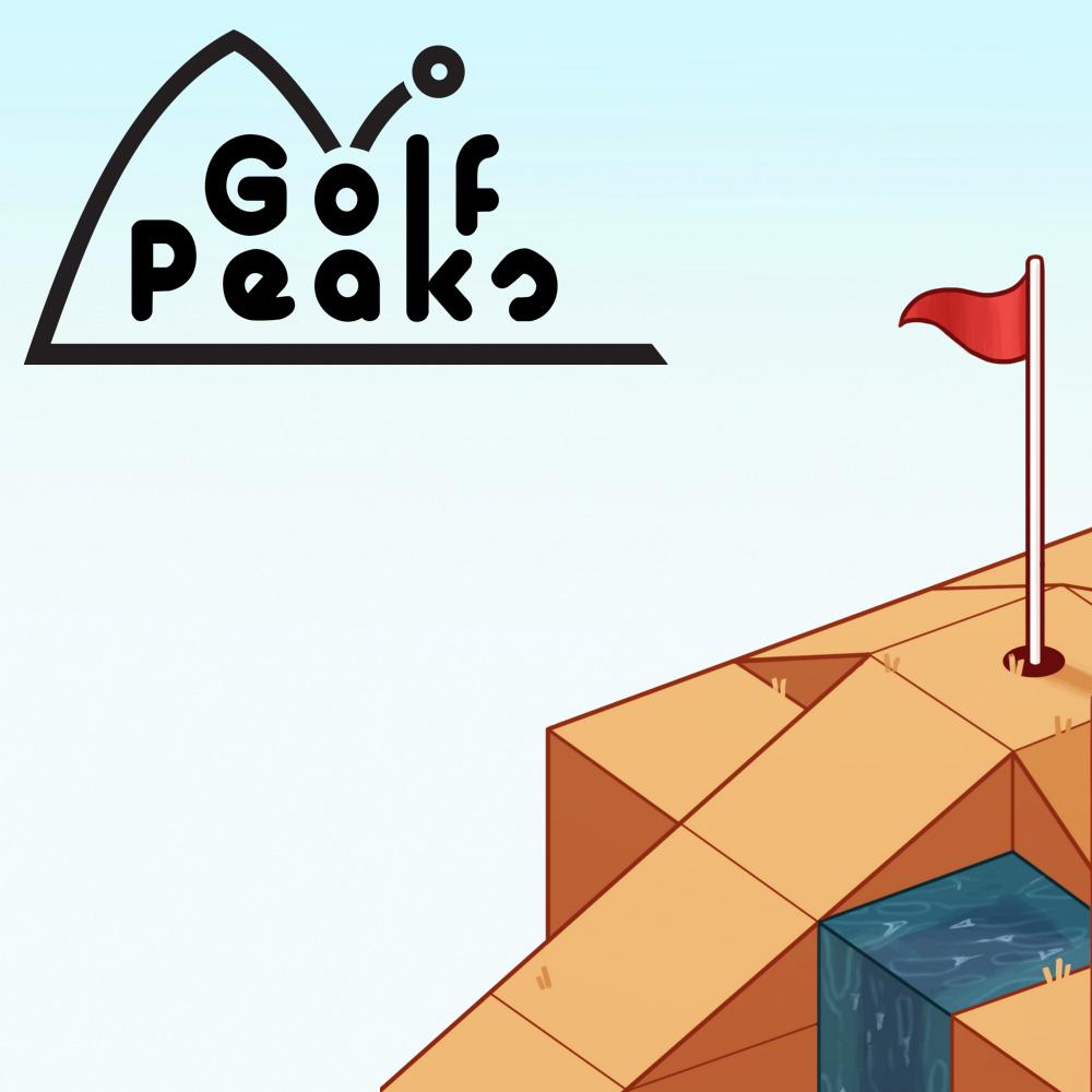 Golf Peaks (Switch) für 1,49€ oder für 1,18€ ZAF (eShop)
