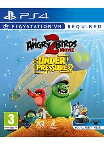 The Angry Birds Movie 2: Under Pressure VR (PS4/PSVR) für 11,20€ (Base.com)