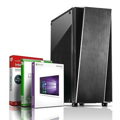 350,55€ Ryzen 1700x 8-Kerne (16 Threads) Business PC mit 16GB DDR4 2666MHz und 256GB SSD Windows 10 Pro, WLAN und Bluetooth Adapter
