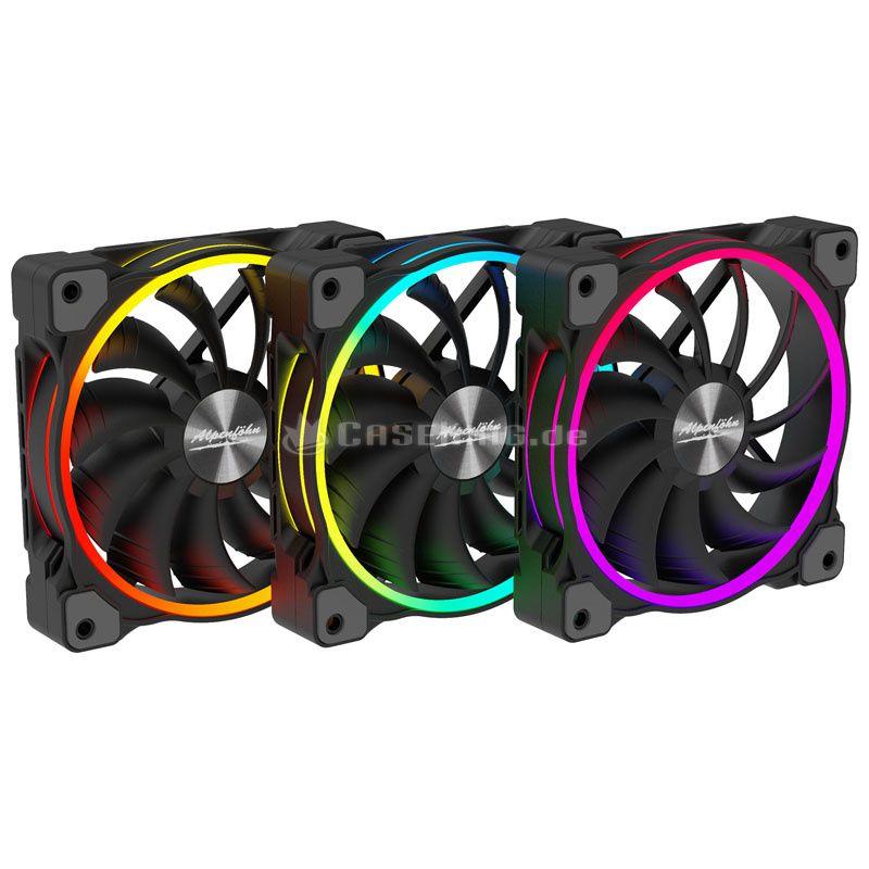 Alpenföhn Wing Boost 3 120mm RGB 3er Set