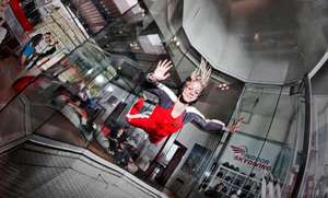 [LOKAL Bottrop] Indoor Skydiving