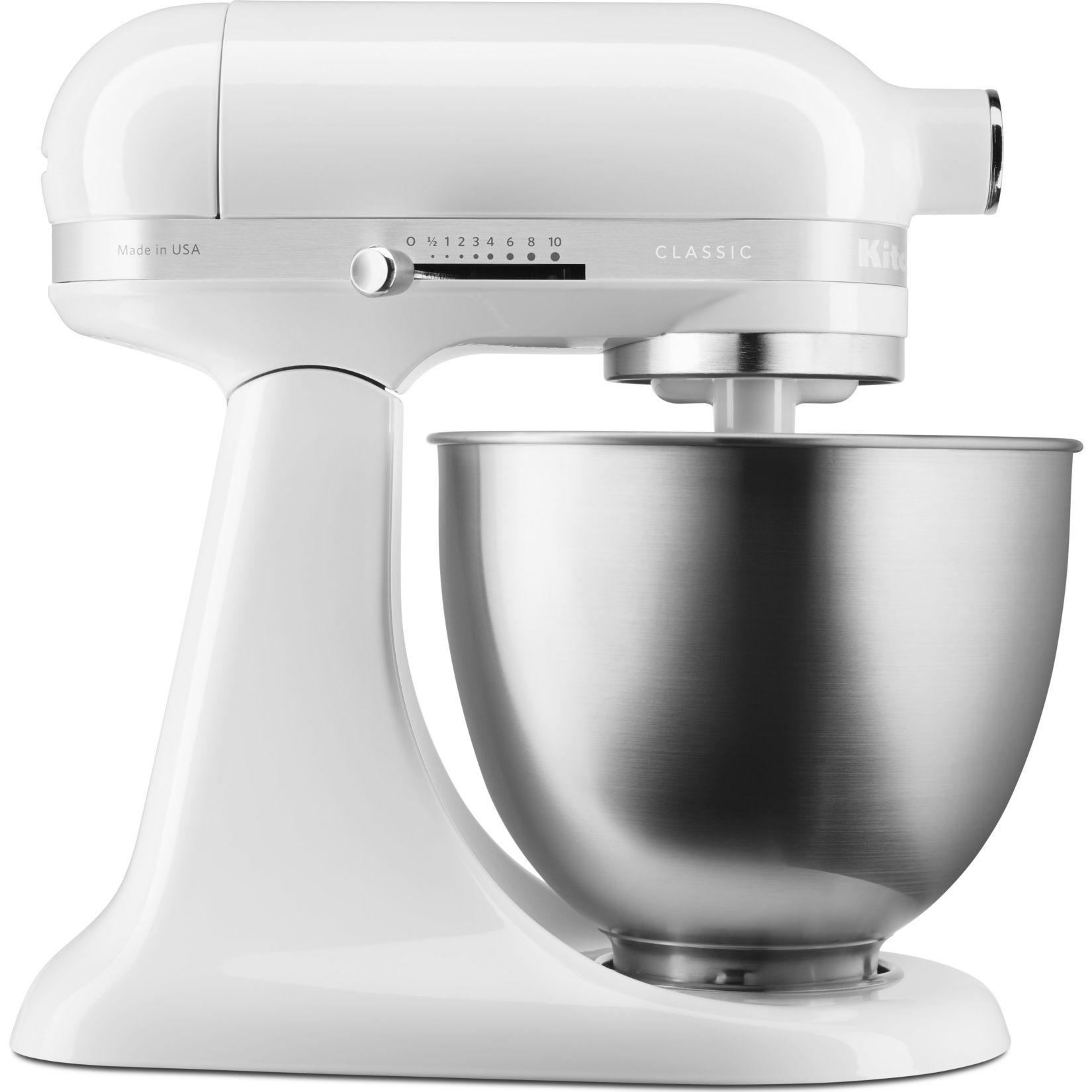 KitchenAid 5KSM3310X CLASSIC Küchenmaschine 3,3 Liter für 193,98 Euro [Globus Wiesental / ev. weitere Filialen]