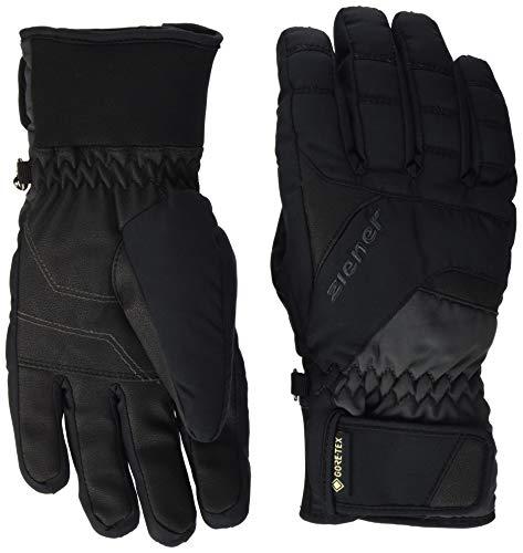 [Amazon] Ziener Erwachsene GUFFERT GTX Glove Alpine Ski-Handschuhe/Wintersport | Wasserdicht, Atmungsaktiv, Black, 9