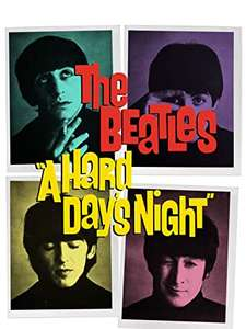 The Beatles - A Hard Day's Night kostenlos im Stream & Download (ARD)
