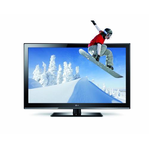 LG 47CM960S - passiver 3D LCD TV