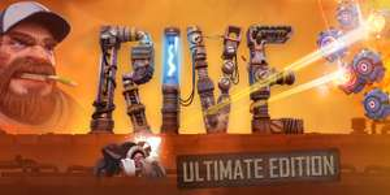 Rive: Ultimate Edition für Nintendo Switch im eshop für 1,49 EURO statt 14,99 EURO