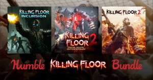 HUMBLE KILLING FLOOR BUNDLE (Steam) ab 0,87€