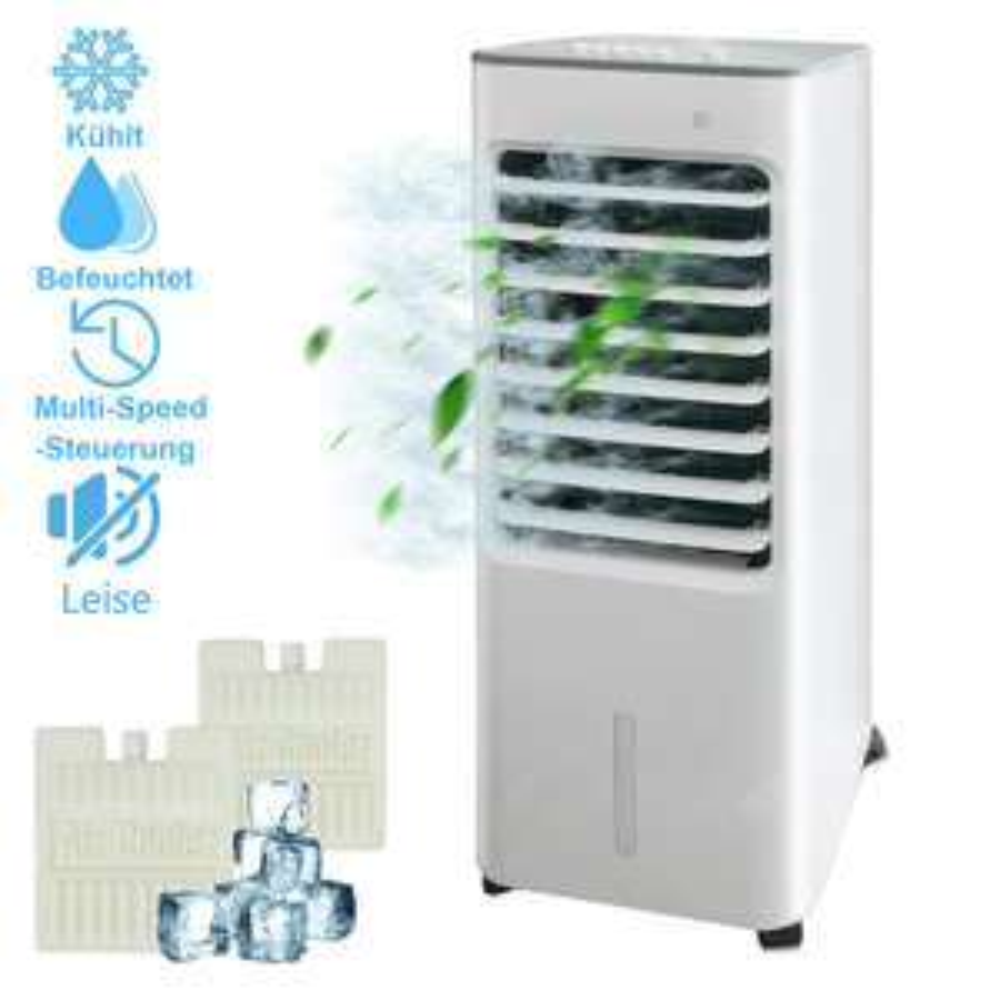 Standventilator AC100-18B 3in1 Luftkühler Luftbefeuchter Luftreiniger Standventilator für 60,20€
