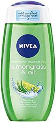 NIVEA Pflegedusche Lemongrass & Oil (250 ml) 2 Stück mit sparabo und Coupons