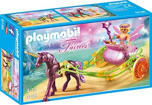 Playmobil Fairies - Blumenfee mit Einhornkutsche (9136) für 7,79€ (Amazon Prime)