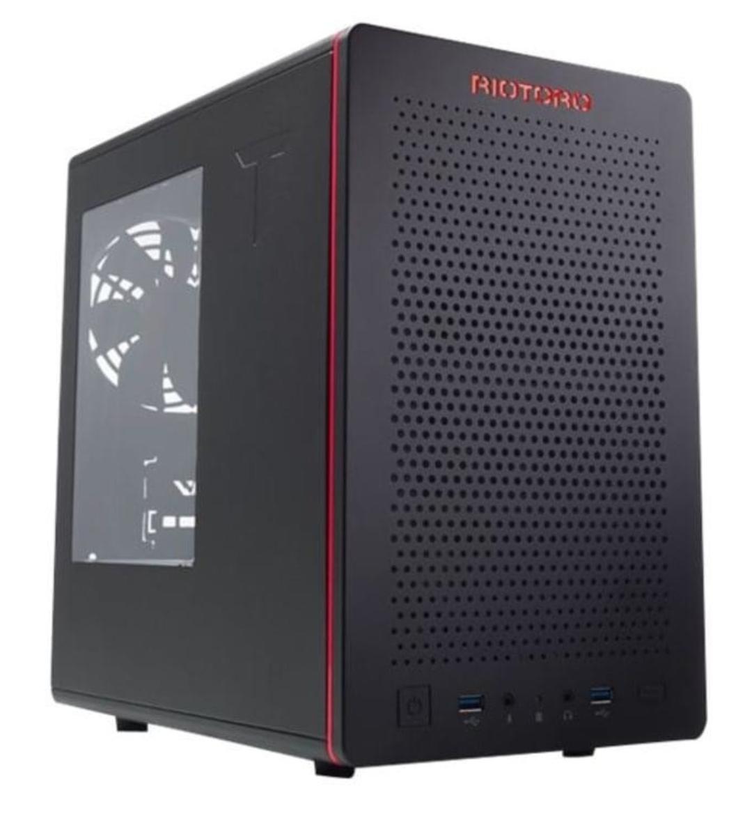 [NBB Online] Riotoro CR280 | PC-Gehäuse Mini-ITX