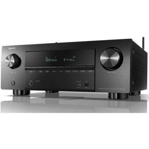 Denon AVR-X3600H 9.2 AV Receiver - 4K 3D-Audio Dolby Atmos HEOS IMAX