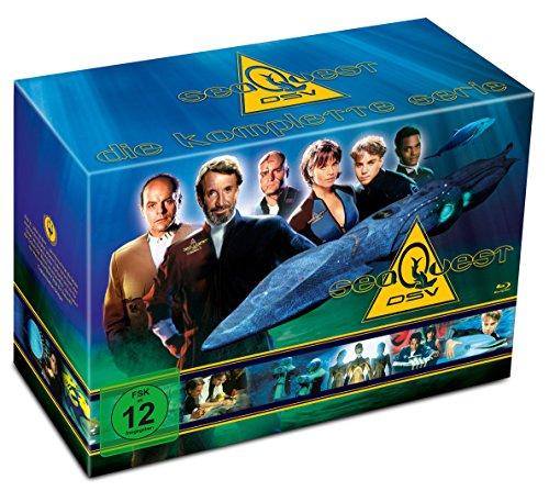 SeaQuest DSV - Die komplette Serie (Blu-ray) für 39,64€ (Amazon)