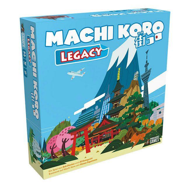 Machi Koro Legacy Brettspiel - BESTPREIS