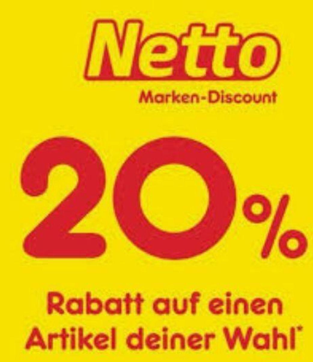 [Netto MD] Rabatt Coupons KW34 (17.08. - 22.08.), deutschlandweit einsetzbar