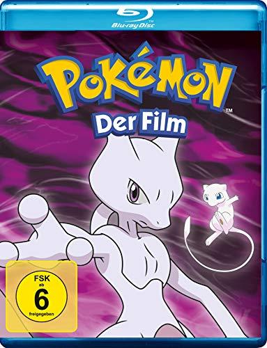 Pokémon - Der Film (Blu-ray) für 8,76€ (Amazon Prime)
