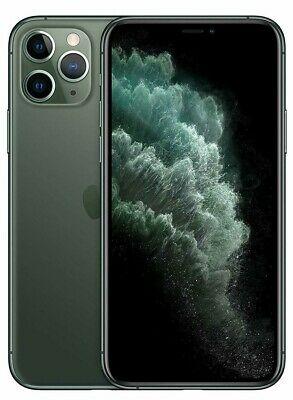 Apple iPhone 11 Pro - 64GB - Mitternachtsgrün - NEU OVP Differenzbesteuert